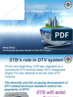 4Current Status of Chinese DTV Terminals-Zhang Hanqi