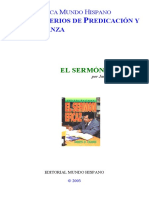 James D. Crane - El Sermon Eficaz