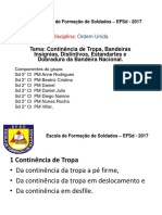 Ordem Unida Slide CERTO