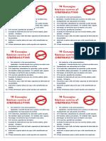 10 Consejos Básicos Contra El CIBERBULLYING