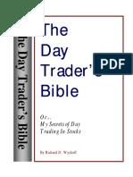 RichardDWyckoff_TheDayTradersBibleOrMySecretInDayTradingOfStocks.pdf