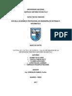 Esquema Proyecto Bd