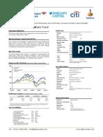 ETF Fact Sheet-Janney Global Water Fund