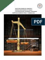 Taller El concepto de Ley Penal y su interpretación Facilitadora Yeriny Conopoima