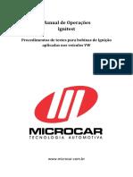 Procedimentos Ignitest 2016_Bobinas VW_versão 4