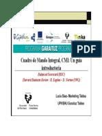 Cuadro de Mando Integral CMI_Una Guía Introductoria