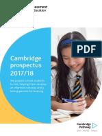 7882 Cambridge Prospectus