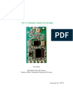 HC-11 RF Module Documentation