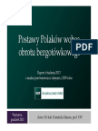 Postawy Polakow Wobec Obrotu Bezgotowkowego 2013 Raport