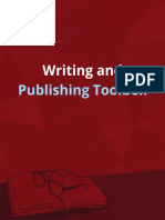 Writing and Publishing Toolbox