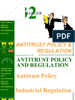Anti Trust Policy