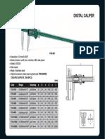 INSIZE 1136 Digital Caliper (2)