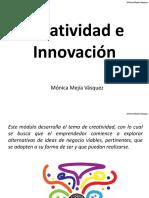 2. Creatividad e Innovacion