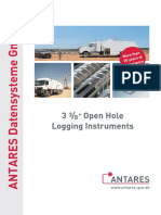 __ANTARES Standard Wireline Open Hole Tool Catalog 2017-3s