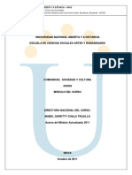 115864861 Modulo Comunidad Sociedad y Cultura UNAD (1)