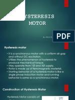 Hysteresis Motor (1)