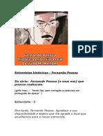 Entrevistas de Fernando Pessoa Raras
