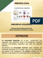 Clase 3 - Inmunidad Adquirida