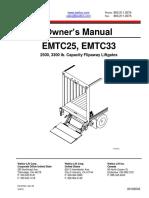 Emtc Series Om