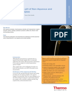 App Note 007 Measuring PH of Non-Aqueous and Mixed Samples
