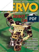 Servo_Robot Soccer Champion 2006-Febrero