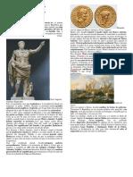 Biografía de César Augusto