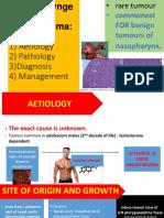 Juvenile Angiofibroma