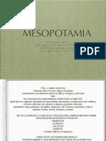 Mesopotamia Arquitectura  PDF