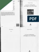 Merizzi, La Ricerca Bibliografica