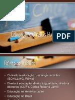 Apresentação - Educação e Direitos Humanos.pdf