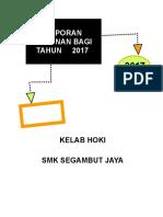 Laporan Aktiviti Tahunan2017