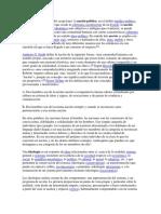 Historia Politica- Conceptos.