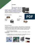 Conociendo El Computador (Exposición)