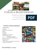 UNIDAD 4 Biodiversidad