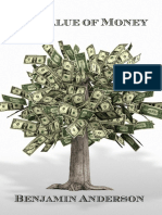 The Value of Money - Benjamin Anderson