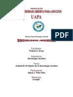 Socologia Juridica tarea 3.docx