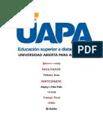Tarea 7 Sociologia Juridica ( Naysy