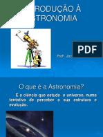 INTRODUÇÃO À ASTRONOMIA6ano.ppt