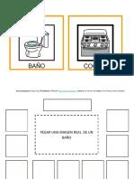 Cocina y Banyo