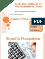 Estudio Financieros Grupo 3