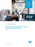 Sg Certified Sales Cloud Consultant