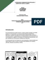 Evidencia 4 actividad 15 historieta procesos comunicativos eficaces y asertivos con el cliente.pptx