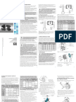 WEG Instrucoes Para Instalacao Operacao e Manutencao Do Motofreio 50021505 Manual Portugues Br