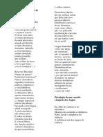 Dentaduras Duplas; Psicologia de Um Vencido; O Rio Que Fazia Uma Volta; Bocó