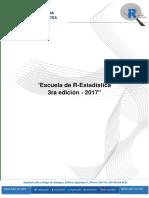 Escuela R-Estadística 3ra Edición