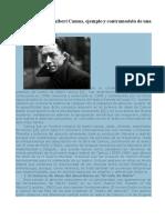"""Calígula"""" de Albert Camus, Ejemplo y Contramodelo de Una Ética Absurda"""
