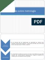 Normas Sobre Metrología