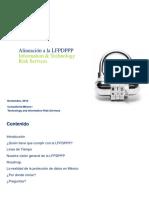 (Es-mx)Presentación LFPDPPP Deloitte