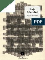 Baja Fidelidad - Jonnathan Opazo.pdf
