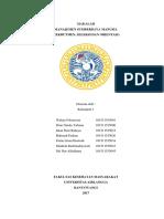 Msdm Semester 4 Tugas 4 Kelompok 1 Rekrutmen, Seleksi Dan Orientasi Fix